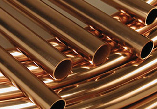 Straight Copper Nickel 90/10 Pipe