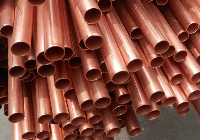 Thin wall Copper Nickel 90/10 pipe