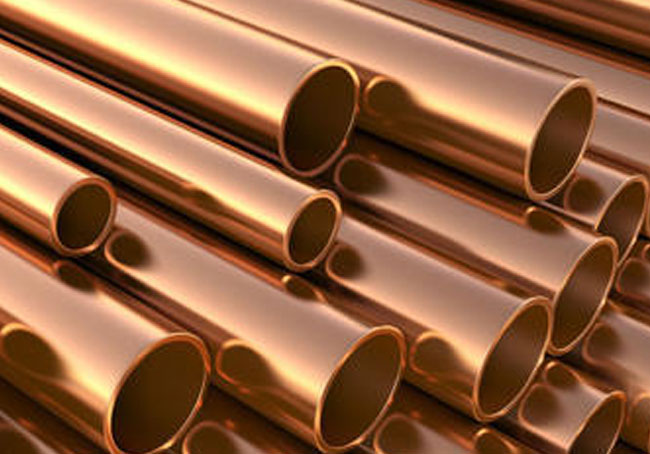 Copper Nickel 90/10 capillary pipe