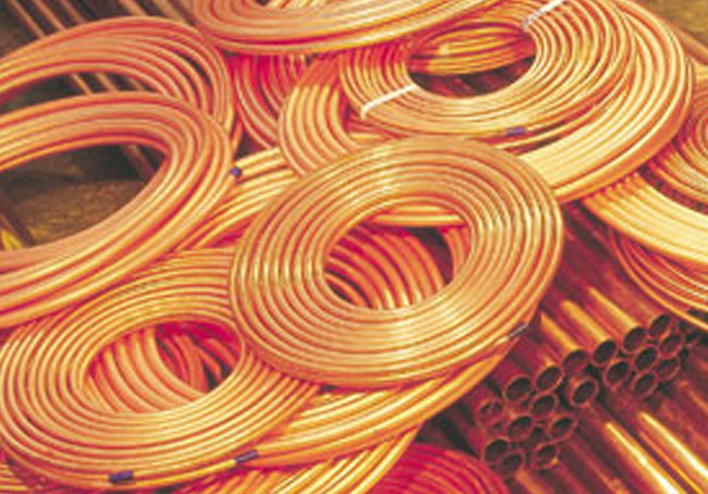 15mm Copper Nickel 90/10 pipe