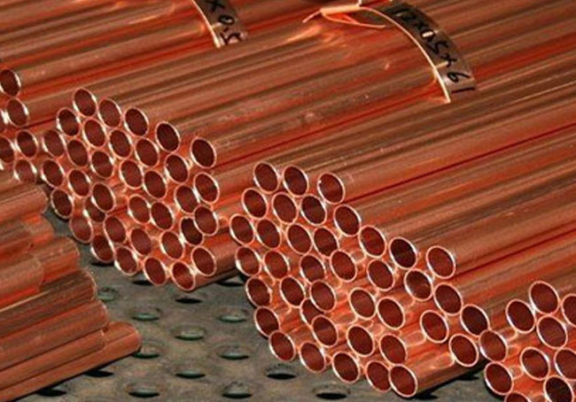 Copper Nickel 90/10 ERW Pipe