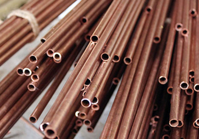 Copper Nickel 90/10 Seamless Pipe
