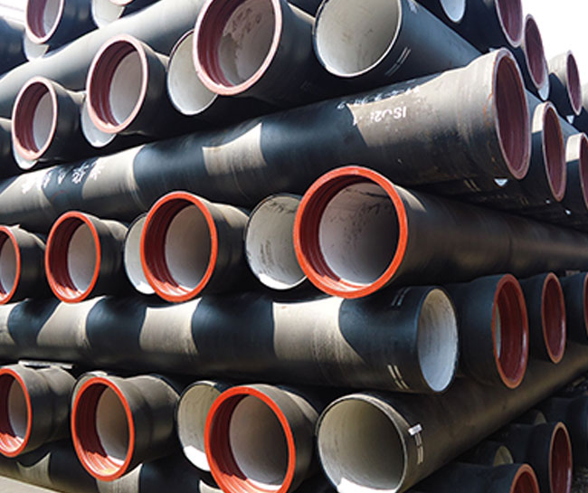 Ductile Iron Class 53 Pipe