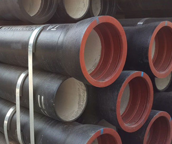 K12 Ductile Iron Pipes