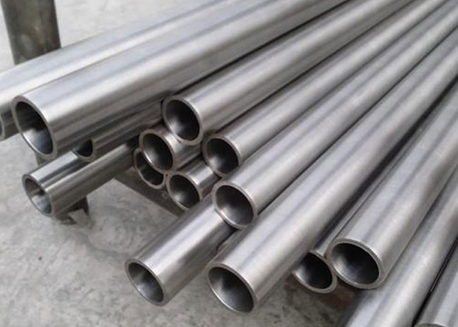 "Titanium Grade 2 Tube Tubing EP Black 1.377/"" OD x .137/"" Wall x 15.7/"" Long"